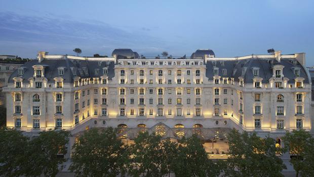 A modern palace: The Peninsula Paris