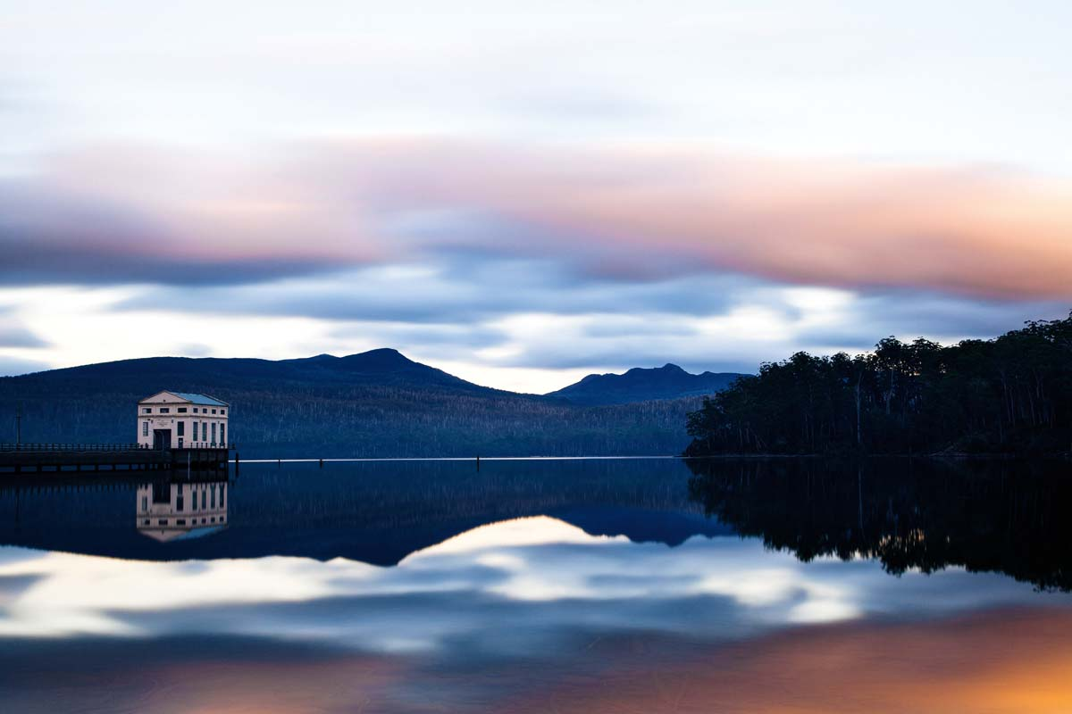 Home / Destinations / Australia / Pumphouse Point: Tasmania's newest ...