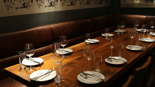 Private dining rooms uk signature luxury travel style for Dining room zetter townhouse