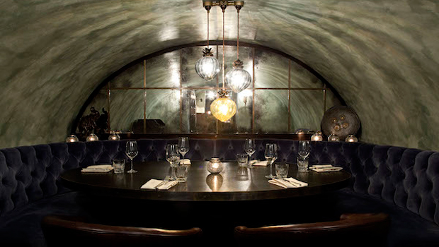 Private dining rooms, UK - Signature Luxury Travel & Style