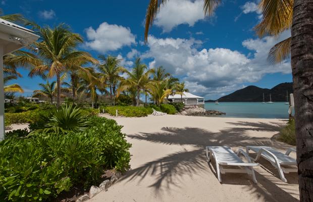villas of the Caribbean