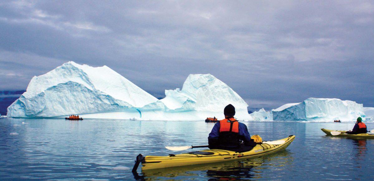 Greenland-Kayak