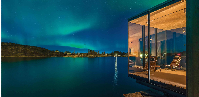 Manshausen, Norway