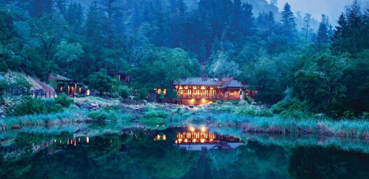 Auberge Resorts Calistoga Ranch