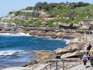 Coogee to Bondi Australian Walks
