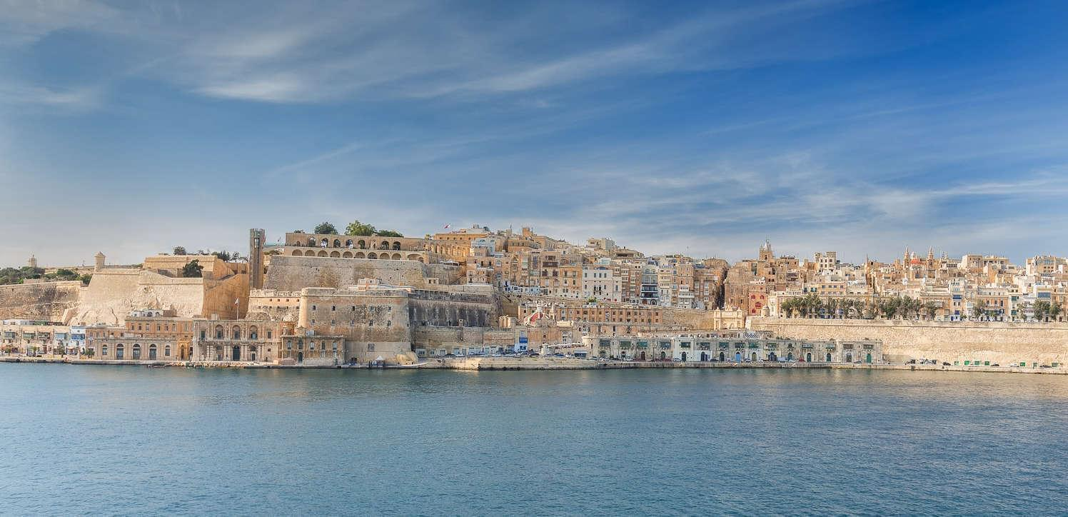 The Grand Harbour Mdina Malta